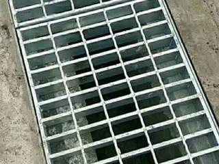 镀锌格栅雨水篦子-镀锌格栅厂家供应