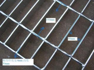 钢格板型号(G323/30/100 G )
