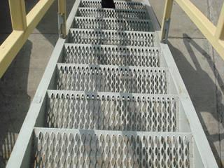 踏步格栅板
