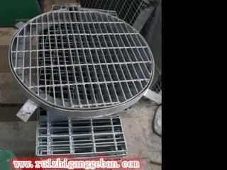 钢格板井盖