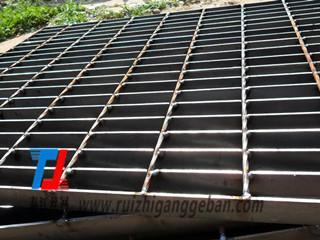 钢结构格栅板