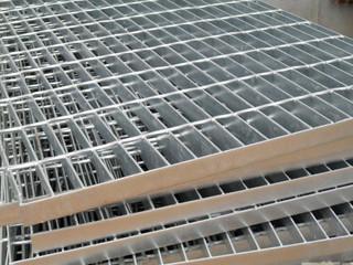 标准压焊钢格板