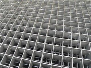大跨度平台钢格板