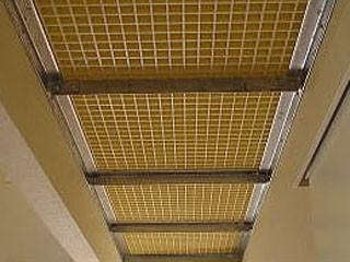 钢格板吊顶