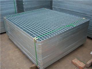 冷镀锌钢格板