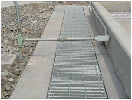 排水钢格板
