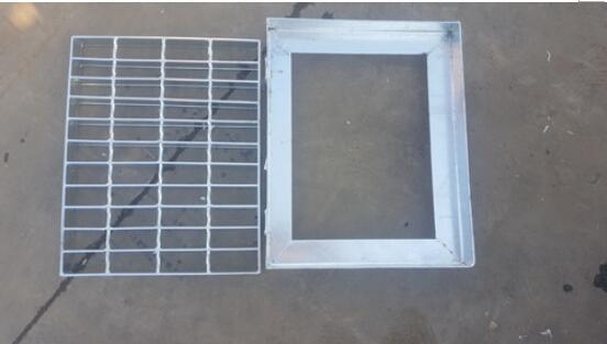 带框钢格板