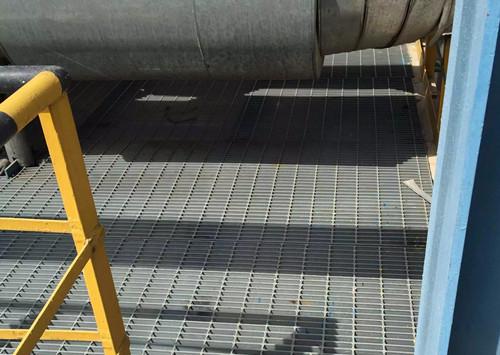 化工平台钢格板