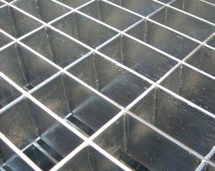 镀锌格栅板