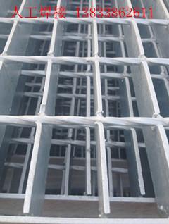 人工焊钢格板