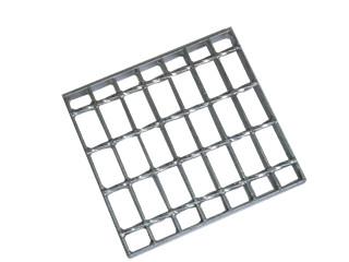 镀锌钢格板规格