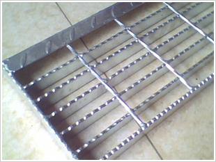 镀锌防滑钢格板