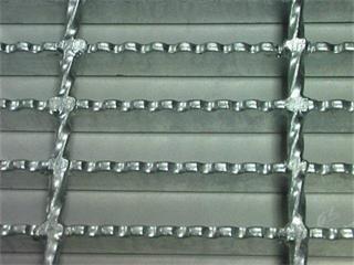 防滑锯齿钢格栅