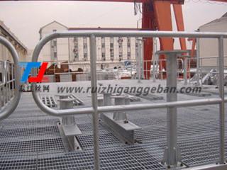 钢结构钢格栅板