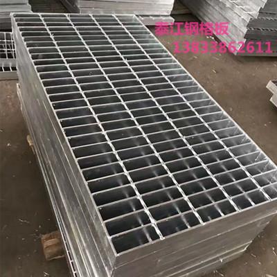 255/40/100型号热镀锌钢格板