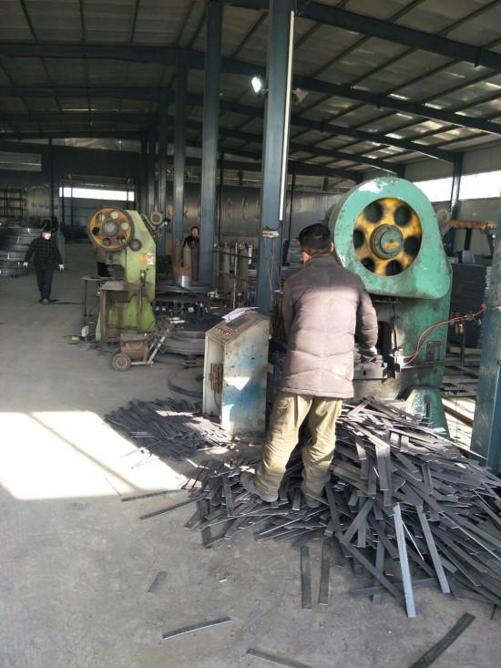 河北省热镀锌钢格板实体工厂