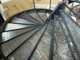 化工厂钢格板