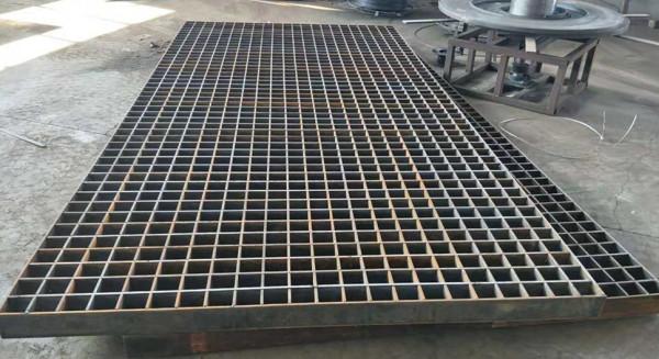 热镀锌插接钢格栅板的上锌量是多少?