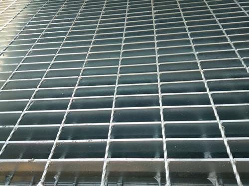 马道检修平台钢格栅板规格报价