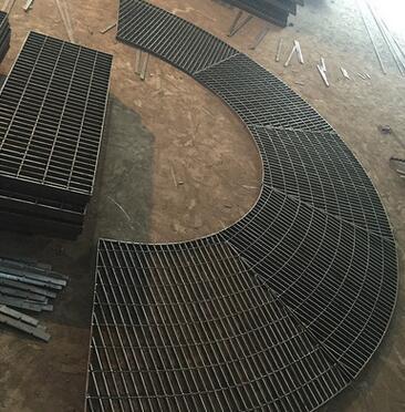 罐顶环形平台钢格板厂家