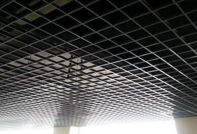 钢格板吊顶常用规格型号