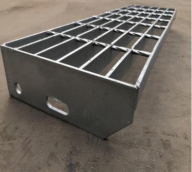 镀锌钢格栅踏步板生产厂家@泰江提供优惠价格