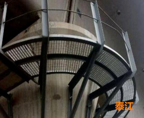 高铁桥墩吊篮检修平台钢格板/格栅板