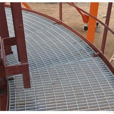 机械设备平台镀锌钢格栅板注意选对厂家